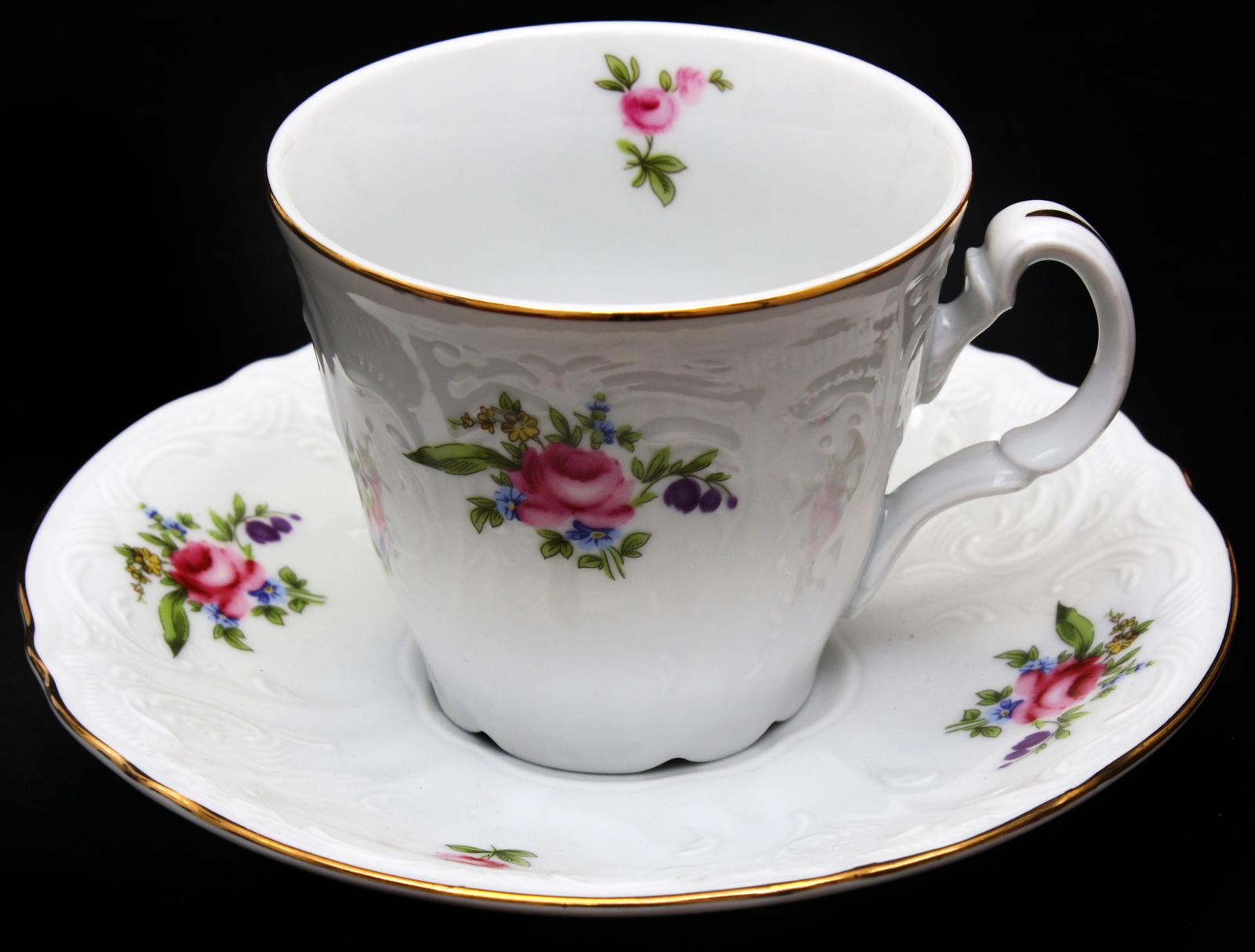 высокие чашки для чая