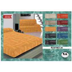 Покрывало-плед Umbritex Rustica 20 cream 180х260 см